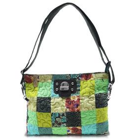 83a5adf47 Bolsas De Patchwork - Bolsa de Tecido Femininas no Mercado Livre Brasil
