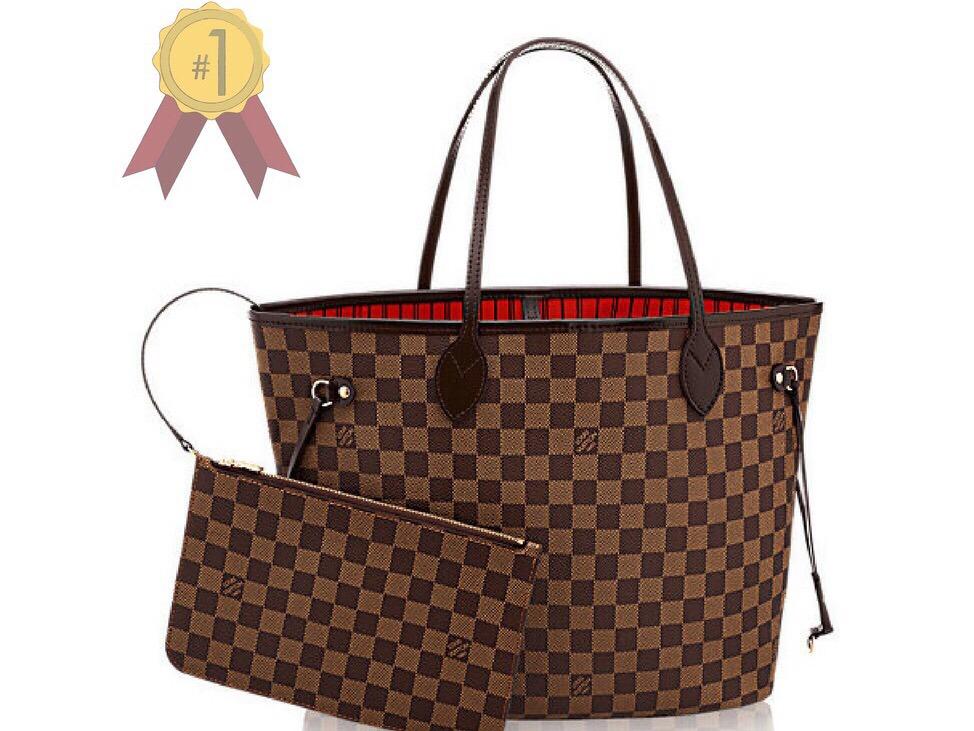 6ce08f160 Bolsa Feminina Louis Vuitton - Importada Marca Luxo - R$ 860,00 em ...
