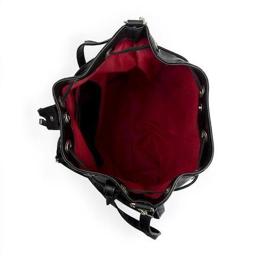 bolsa feminina luma ventura aurora preta