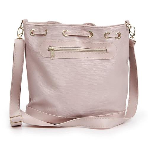 bolsa feminina luma ventura aurora rosa