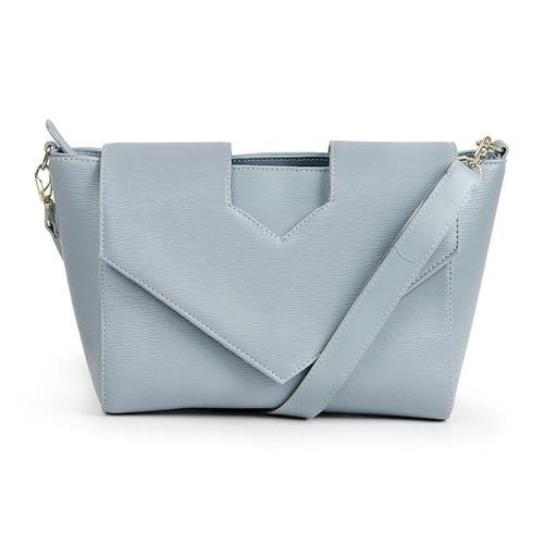 bolsa feminina luma ventura malta azul