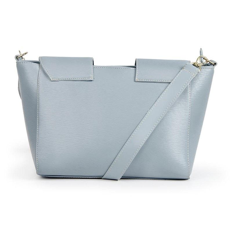 2cdfb5e32 Bolsa Feminina Luma Ventura Malta Azul - R$ 124,88 em Mercado Livre