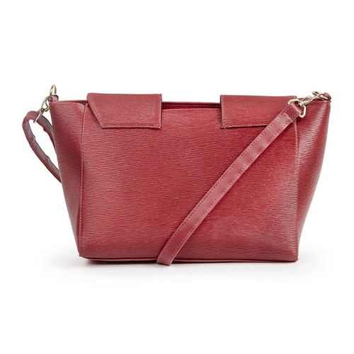 bolsa feminina luma ventura malta vermelha