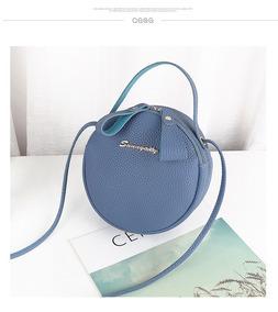 aea59dae4 Bolsa Feminina Branca Vickaldany - Bolsa Outras Marcas Azul aço em ...