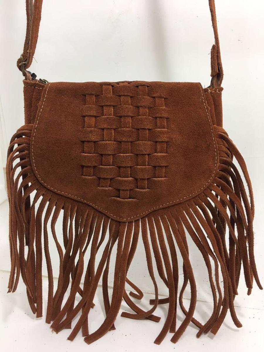 13998110d bolsa feminina mini franja couro legítimo camurça tiracolo. Carregando zoom.