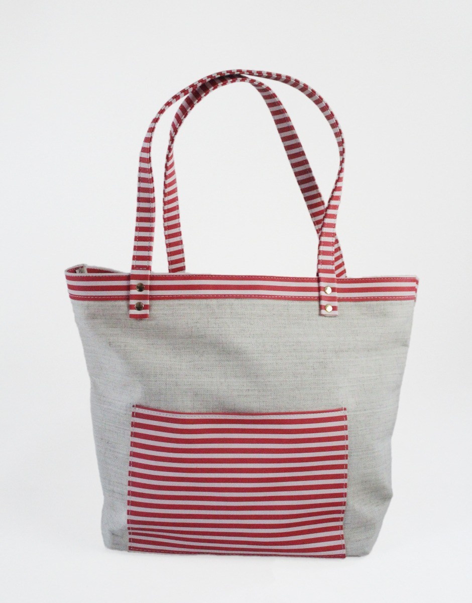 9c5d4be9d bolsa feminina moda praia tecido listrado sacola alça. Carregando zoom.