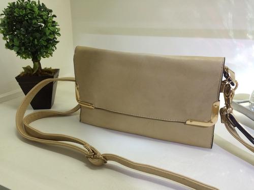 bolsa feminina modelo londres tamanho m