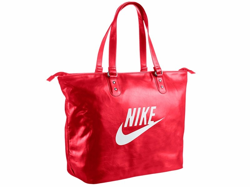 Bolsa Feminina Nike Original Heritage Si Tote Ba4311 Pixolé - R  119 ... 798b8af5ae4ff
