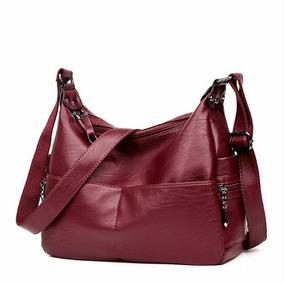 a7f95c518 Bolsa De Mão Transparente - Outras Marcas - Bolsas de Couro Bordô no ...
