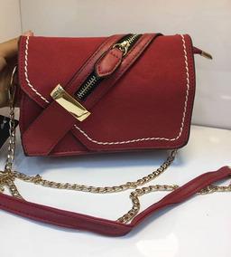 53d3a32ea Bolsa Chanel Corrente Preta - Bolsa Outras Marcas Vermelho em São ...