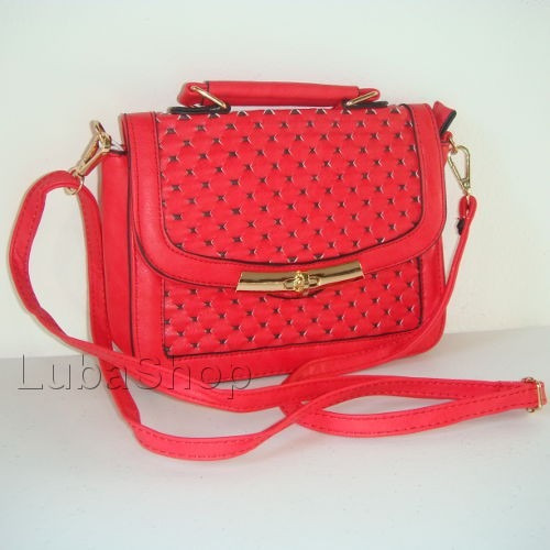 Bolsa De Ombro Feminina Pequena : Bolsa feminina pequena de m?o e transversal estilo maleta