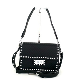 de1328092 Bolsa Chanel Pequena - Bolsas de Couro Sintético Com fecho Preto em ...