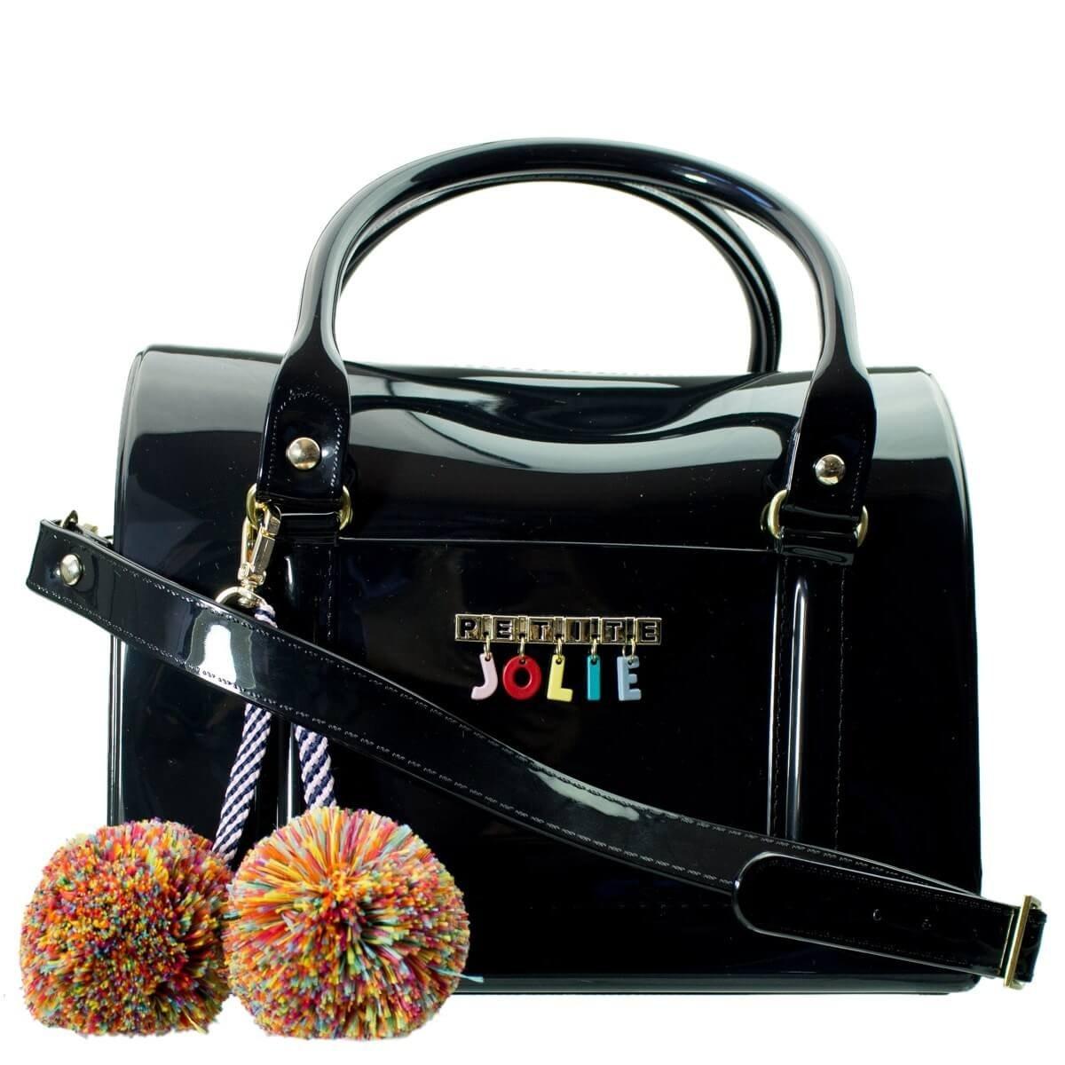901605258 Bolsa Feminina Petite Jolie Pj3020 Pvc J-lastic - R$ 189,90 em ...