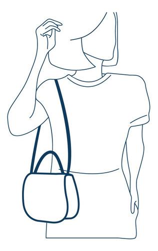 bolsa feminina petite jolie saddle pj2415