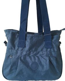 538b4efe6 Bolsas Vickaldany - Bolsas Femininas Azul aço no Mercado Livre Brasil