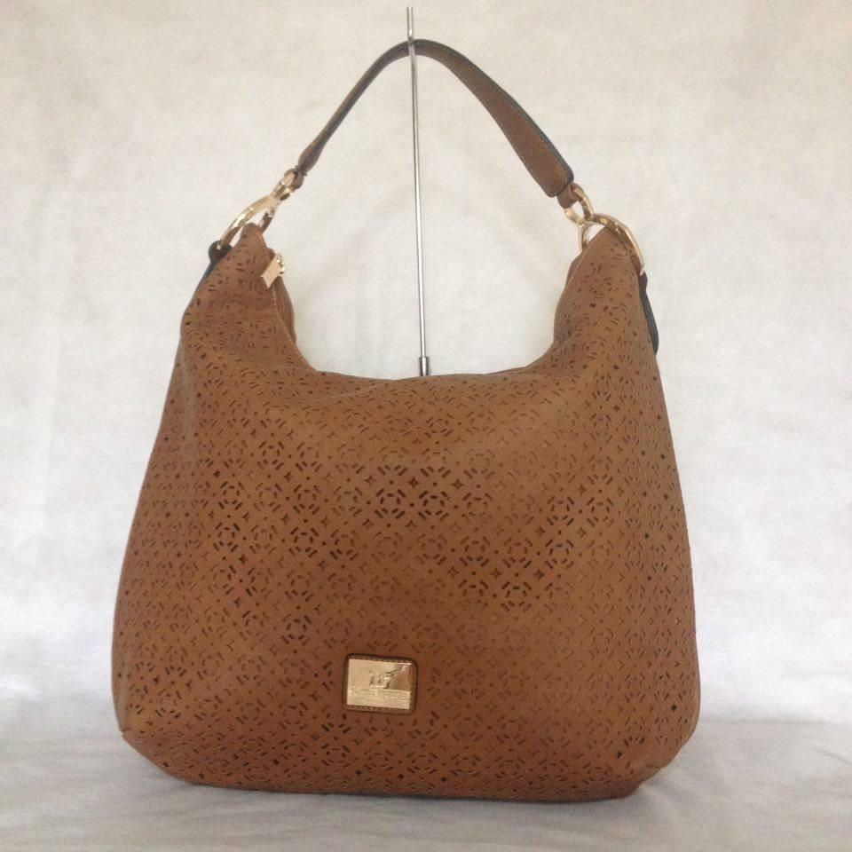 Bolsa Feminina Aeropostale : Bolsa feminina saco alta ombro detalhe vazado frente r