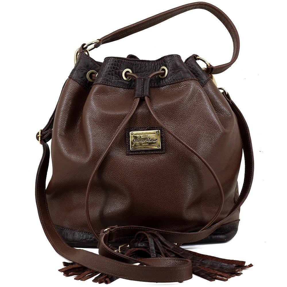 82d2d9ada bolsa feminina saco caramelo couro legitimo marrom cobra. Carregando zoom.