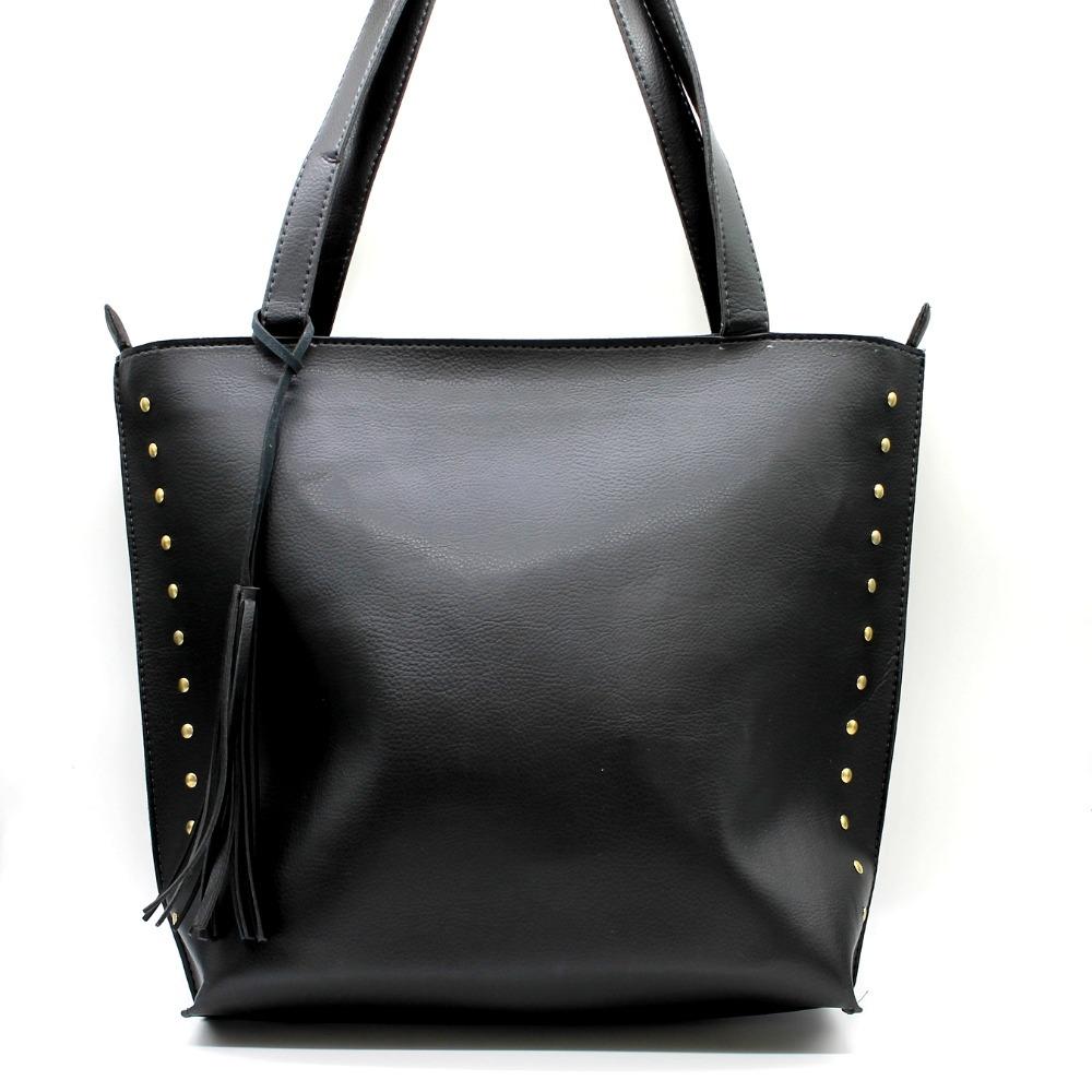 c8043b52f bolsa feminina saco grande alça ombro it bag pronta entrega. Carregando zoom .