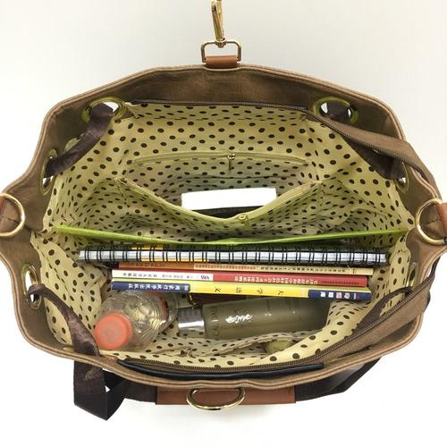 bolsa feminina saco grande alca transversal faculdade viagem