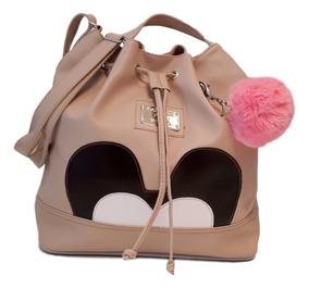 076813085 Bolsa Colcci Original Saco Femininas - Bolsas Disney de Couro ...