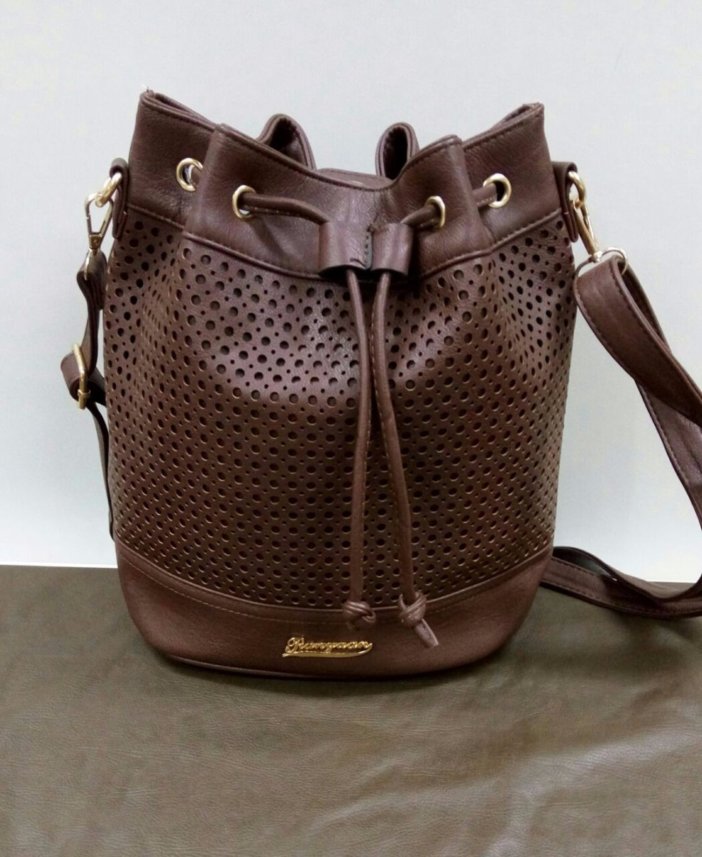 Bolsa Escolar Feminina Transversal : Bolsa feminina saco mochila e transversal no mesmo produto