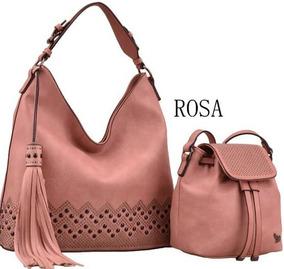 8512be878 Bolsa Colcci Original Saco - Bolsa de Verniz Femininas Rosa claro no ...