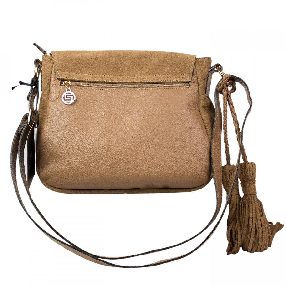 8b32c618e bolsa feminina smartbag couro camurça original nota fiscal. Carregando zoom.
