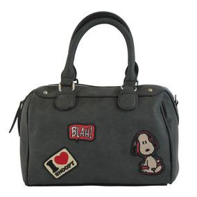 6d0974c6b Bolsa Snoopy Semax - Bolsa de Couro Sintético Femininas no Mercado ...