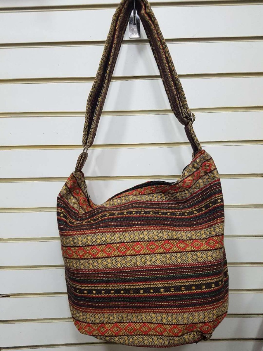b1bdc1257 Bolsa Feminina Tipo Saco Etnica Regulagem Indiana Moda - R$ 25,00 em ...