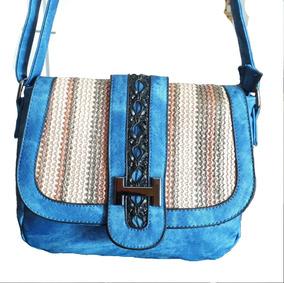 30df9e395 Bolsa Linda Importada - Bolsas Femininas Azul aço no Mercado Livre ...