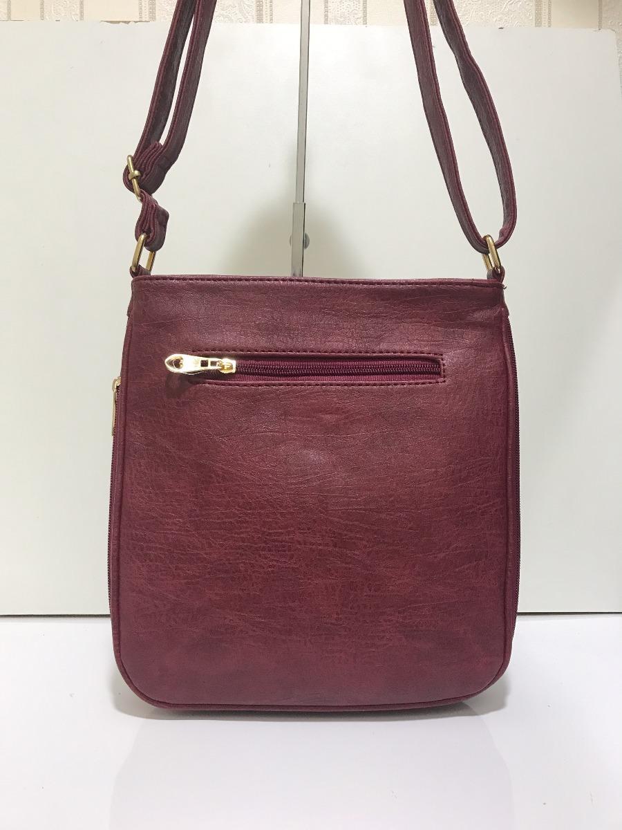 6692fc9a4 bolsa feminina tiracolo transversal com chaveirinho franja. Carregando zoom.