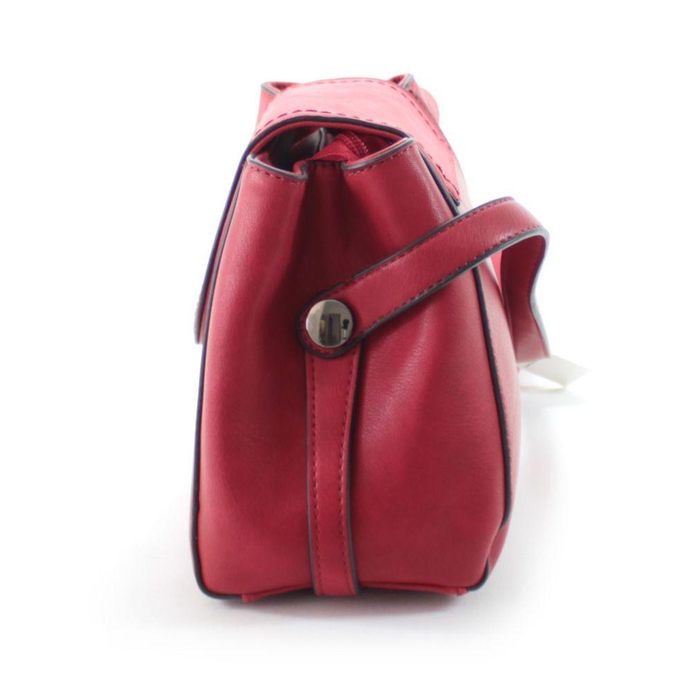 13f02f7d21 bolsa feminina transversal media em couro carteiro - chalita. Carregando  zoom.