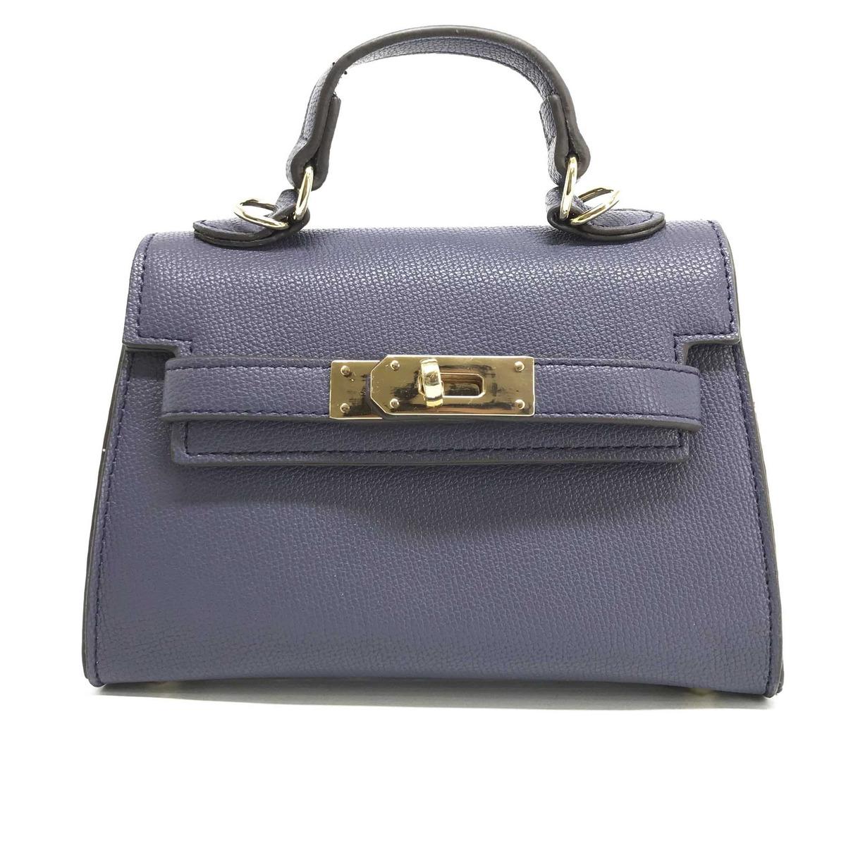 89d8a6dca bolsa feminina transversal mini bag azul ay064-2. Carregando zoom.