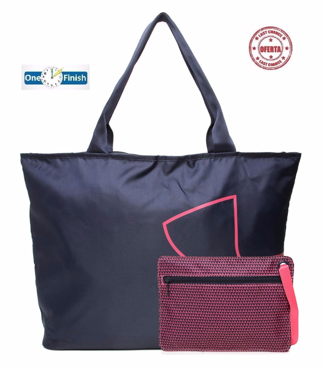 ce70d365b83 bolsa feminina under armour big logo tote - original - nova. Carregando  zoom.