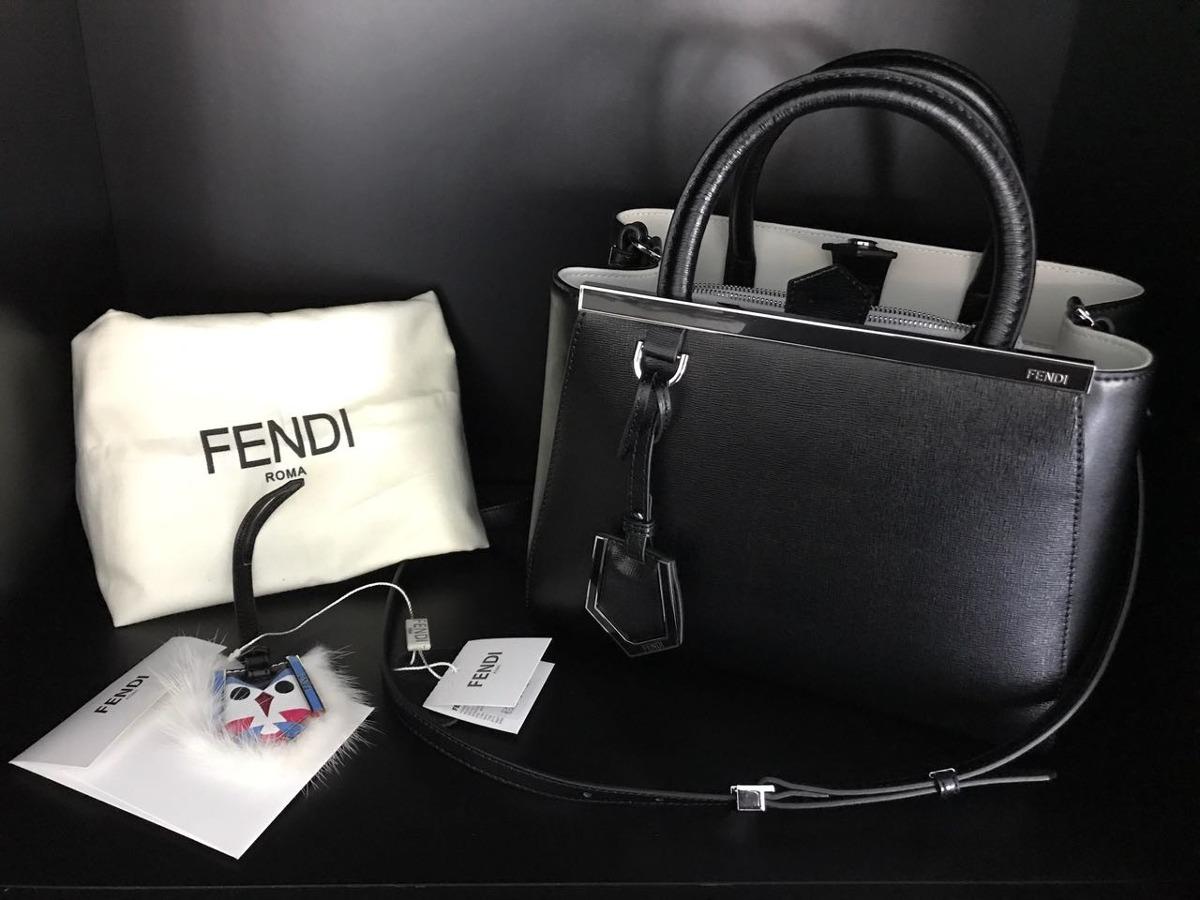 17f3b007b Bolsa Fendi 2jours Petit Envio Imediato - R$ 2.399,00 em Mercado Livre