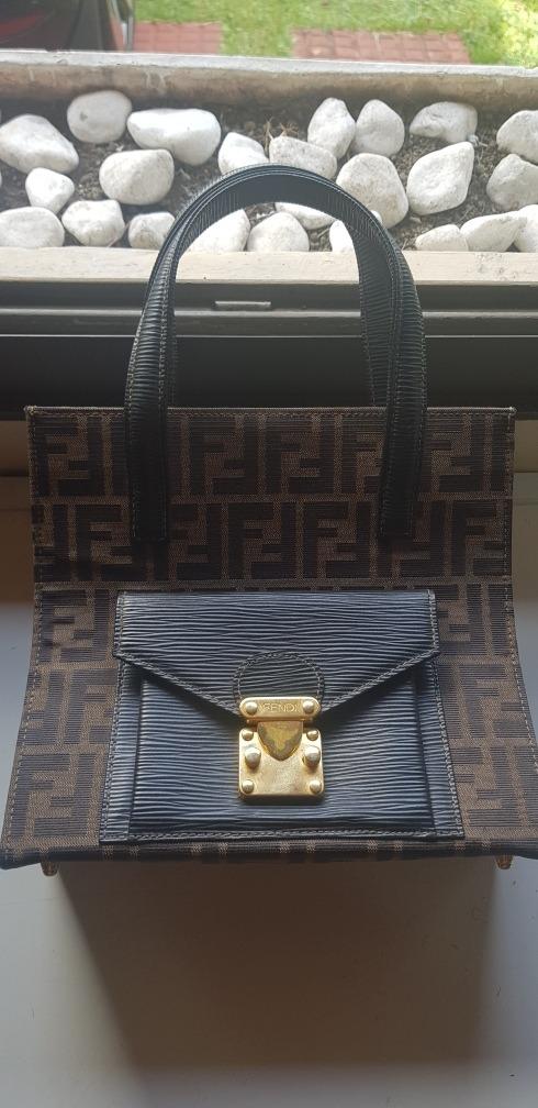 919e4c09b Bolsa Fendi - Original Classica - R$ 1.499,00 em Mercado Livre