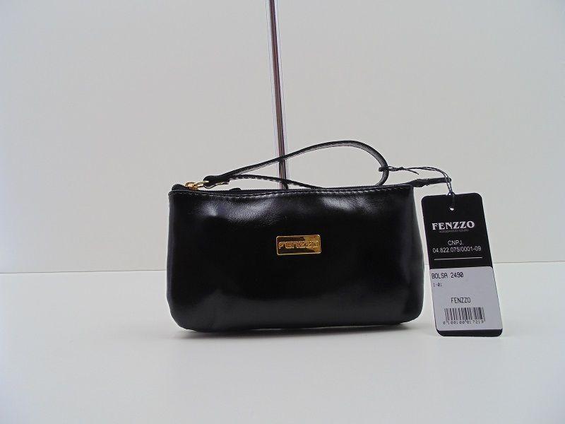 6814d229e Bolsa Fenzzo Feminina Em Couro 2490 - R$ 123,99 em Mercado Livre