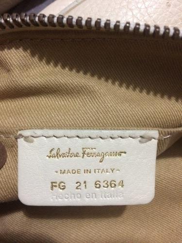 bolsa ferragamo original usada