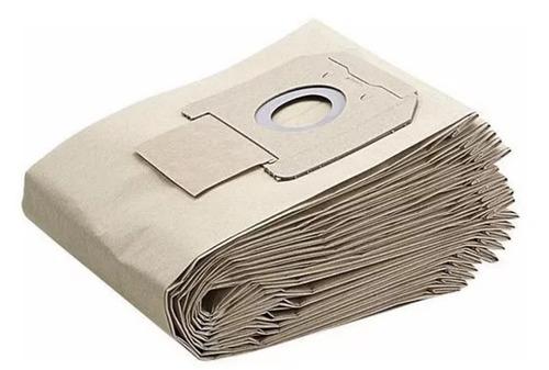 bolsa filtro karcher aspiradora t 14/1 - set de 10 unidades