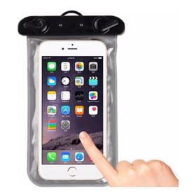 Bolsa Funda Estanco Sumergible Celular Camara Selfie En Agua