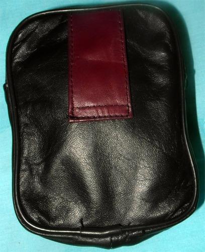 bolsa gadget piel para cinturon