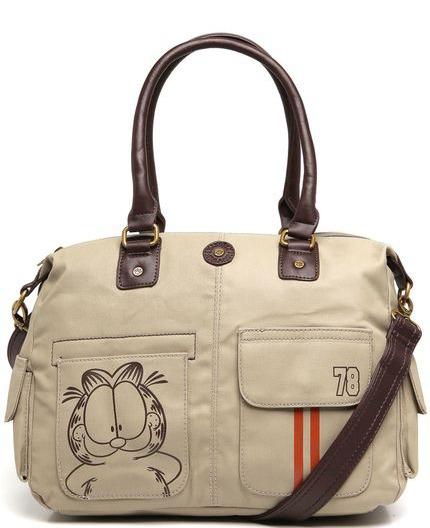 b44c01c45 Bolsa Garfield Ombro Leve Grande Garfield Gf3802 Original - R$ 149 ...