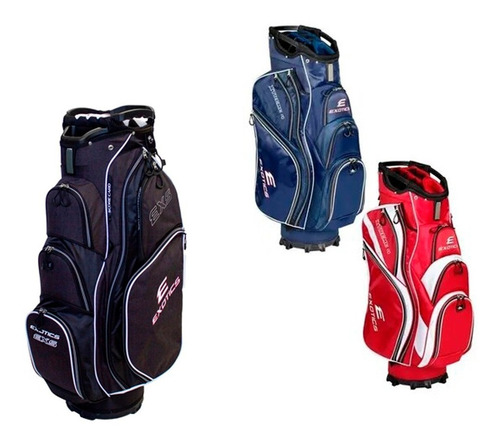 bolsa golf carro tour edge exotic xtreme 4 nuevas