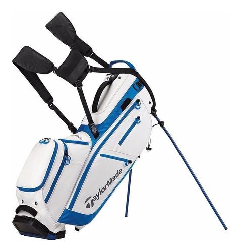 bolsa golf taylormade flex tech tripode palos 14 divisiones
