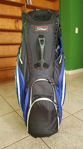 bolsa golf titleist para carro - 14 divisiones