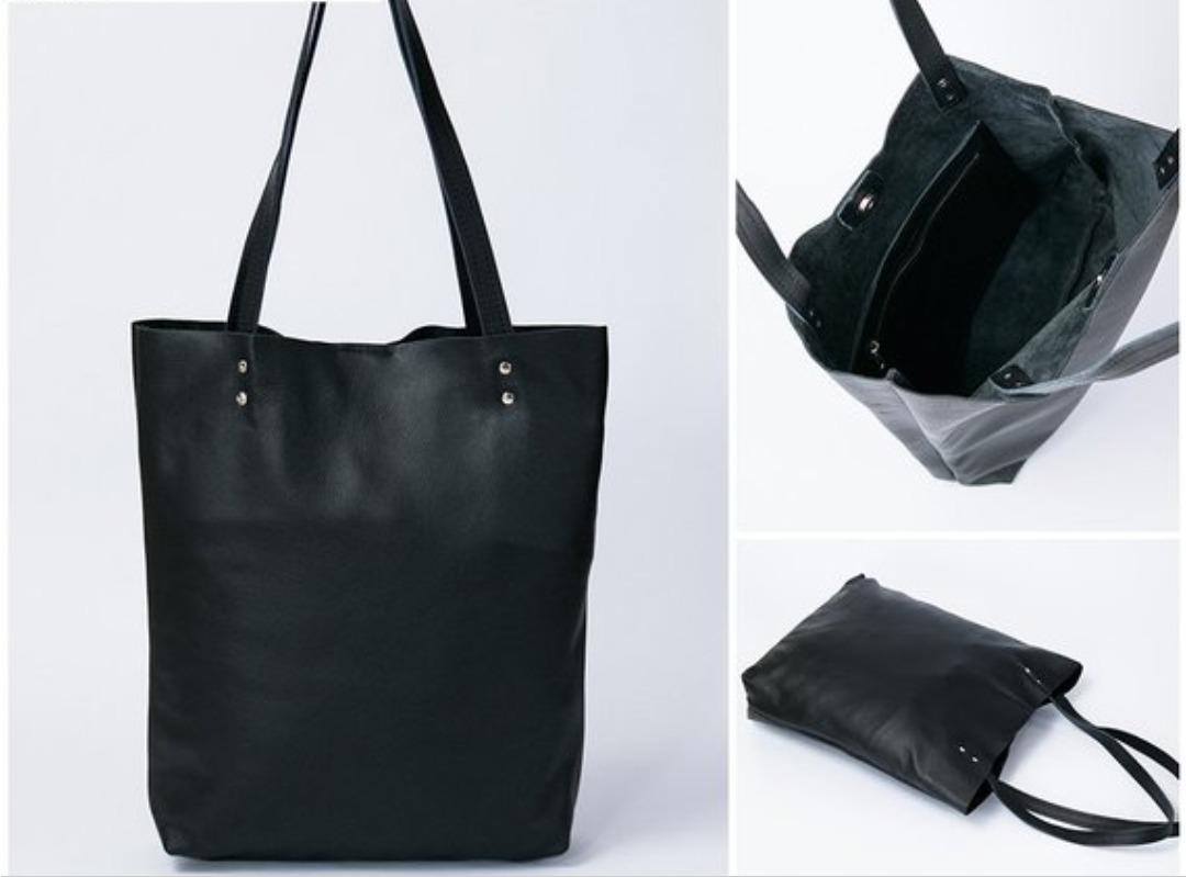 dfa7c76c3 bolsa grande feminina 100% couro legitimo direto da fabrica. Carregando  zoom.