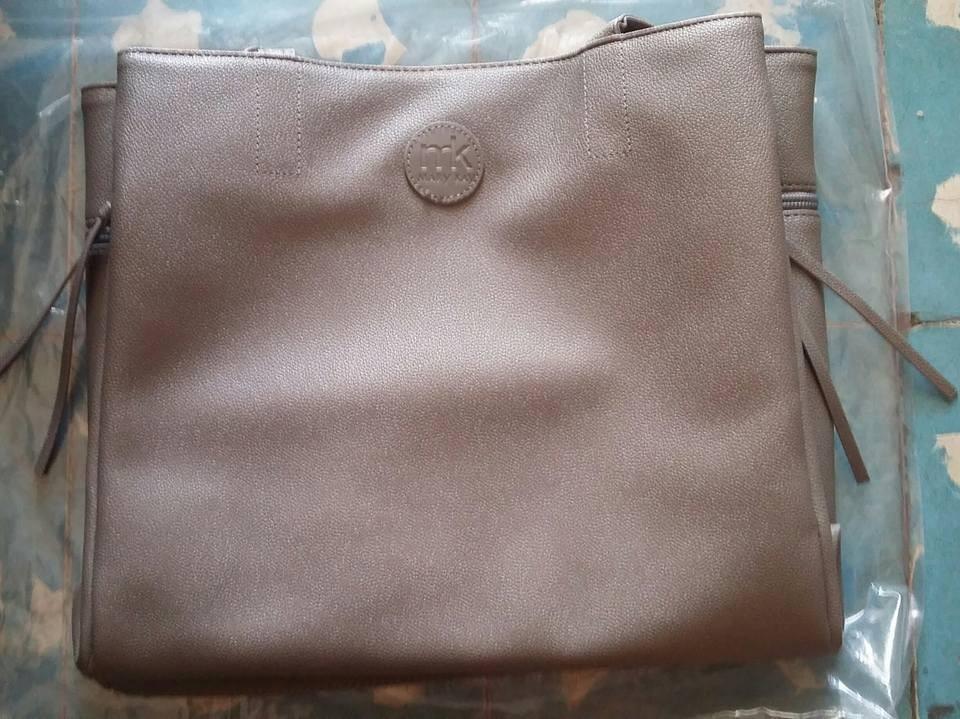 Bolsa Dourada Mary Kay : Bolsa gris mary kay nueva regalo espejo negro o toallas