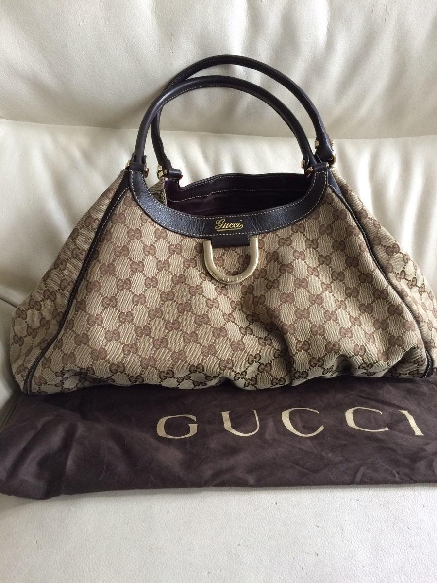 0669e8f7d95b48 Bolsa Gucci 100% Original - $ 6,500.00 en Mercado Libre