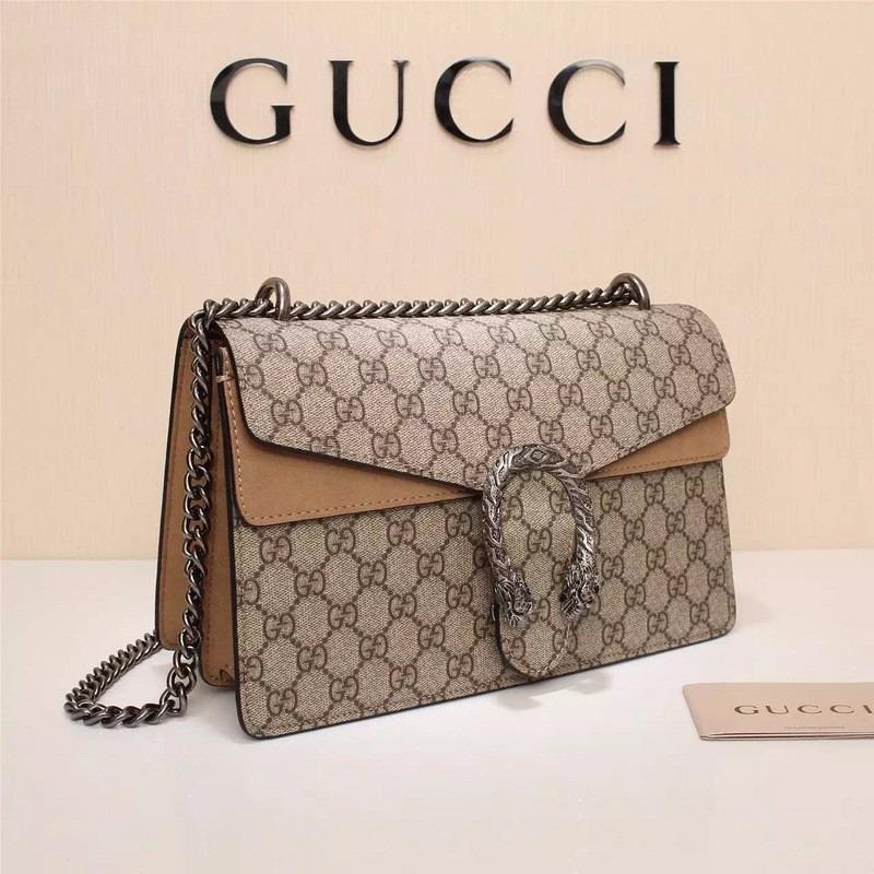 be93b2608 Bolsa Gucci Dionysus Gg Supreme Designer Bag - R$ 1.199,00 em ...