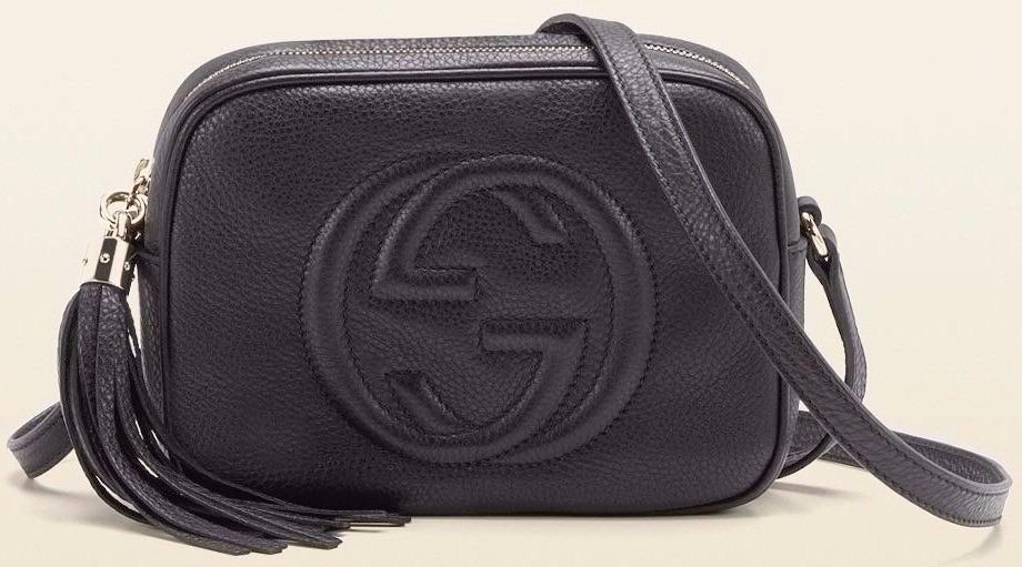 Bolsa Gucci Feminina Couro Sintético Soho Disco - R  80,00 em ... 444d742cd1